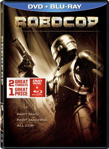 Blu-ray : Robocop (With DVD, Pan & Scan, 2 Disc)