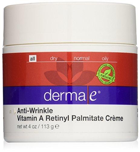 derma e Anti-Wrinkle Vitamin A Retinyl Palmitate Creme (Derma E Dark Circle Eye Cream compare prices)