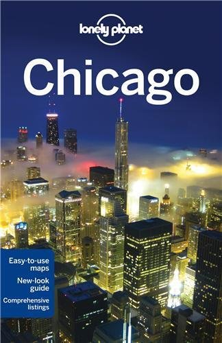 Lonely Planet Chicago (Travel Guide) front-983933