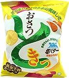 ユーハ おさつどきっ 塩バター味 65g×10袋