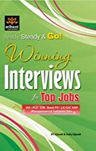 Ready,Steady & Go! Winning Interviews for Top Jobs