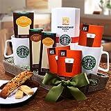 Scrumptious Starbucks Gift Basket