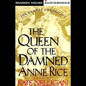 The Queen of the Damned Audiobook
