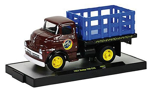 Dodge 700 Coe Stake Truck, Moon Pie , 1957, Model Car, Ready-made, M2 Machines 1:64