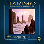 Blaue Perlen (Takimo 9) | Peter Liendl,Gisela Klötzer