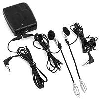 E-Bro Two Way Radio, Intercom System for Motorcycle, ATV, Motorbike, Helmet to Helmet Intercom With Cable by E-Bro