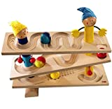 HABA First Wooden Ball Track Roll 'n Roll 'n Roll (Made in Germany)