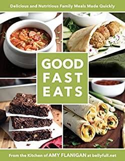 Book Cover: Good Fast Eats