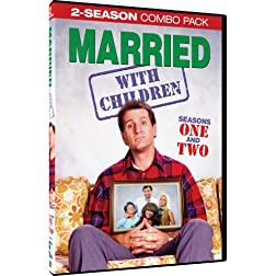 Married With Children - Season 1 & 2