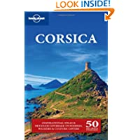 Lonely Planet Corsica (Regional Travel Guide)