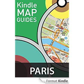 Paris Map Guide (Street Maps Book 11) (English Edition)