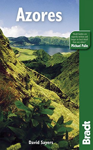 Azores, 4th (Bradt Travel Guide)