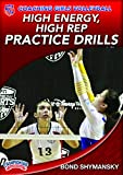 Bond Shymansky: AAU Coaching Girls Volleyball: High Energy, High Rep Practice Drills (DVD)
