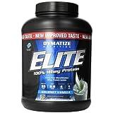 Dymatize Elite 100% Whey Protein 5 Lbs Gourmet Vanilla