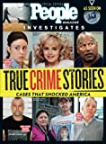 img - for PEOPLE True Crimes: Cases That Shocked America book / textbook / text book