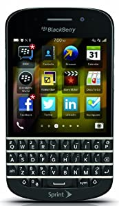 BlackBerry Q10, Black 16GB (Sprint)