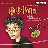 Harry Potter und der Halbblutprinz: Gelesen von Rufus Beck (Harry Potter, gelesen von Rufus Beck, Band 6)