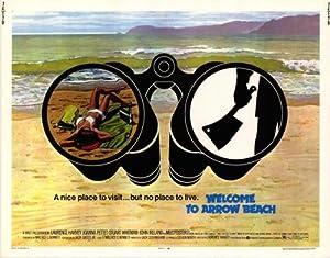 Welcome to Arrow Beach POSTER Movie (1974) Style A 11 x 14 Inches - 28cm x 36cm (Laurence Harvey)(Meg Foster)(John Ireland)(Stuart Whitman)(Gloria LeRoy)
