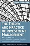 img - for The Theory and Practice of Investment Management: Asset Allocation, Valuation, Portfolio Construction, and Strategies (Frank J. Fabozzi) book / textbook / text book