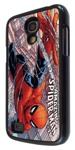 Superhero Super hero The Amazing Spiderman design Samsung Galaxy S4 Mini i9190 CASE BACK Cover