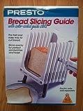 Presto - Bread Slicing Guide w/ Coded Guide Slots