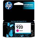 HP 920 (CH635AN) Magenta Original Ink Cartridge