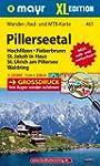 Pillerseetal XL 1 : 25 000: Wander-,...