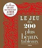 echange, troc Maguy Ly, Yann Caudal, Nicole Masson - Jeu des 200 plus beaux tableaux