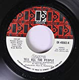 Doors 45 RPM Tell All the People / Easy Ride