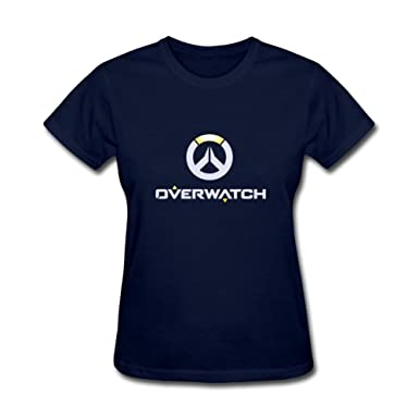 ONEPICE Women's Overwatch Wallpaper Short Sleeve T Shirt