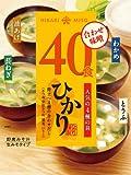 ひかり味噌 ひかり即席みそ汁 合わせ味噌 40食