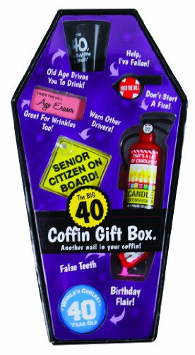 BigMouth Inc Gift Box Coffin - 40 - 1