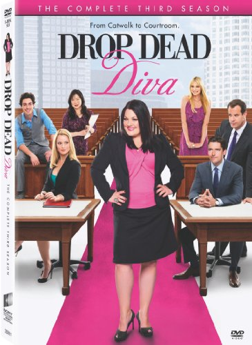 Cover art for  Drop Dead Diva: The Complete Third Season
