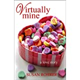 51Y4%2BLMZ63L. SL160 OU01 SS160  Virtually Mine: a love story (Kindle Edition)