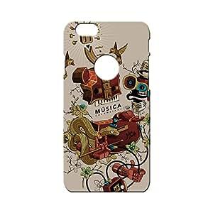 BLUEDIO Designer Printed Back case cover for Apple Iphone 6 (LOGO) - G0395
