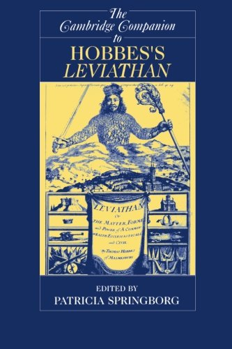 The Cambridge Companion to Hobbes's Leviathan Paperback (Cambridge Companions to Philosophy)