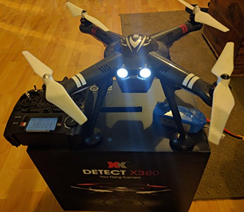 Original XK Detect X380 2.4GHz RC Quadcopter RTF Drone without Camera