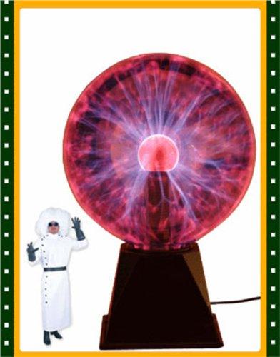 Plasma Ball Static Electricity Lamp Laser Light New