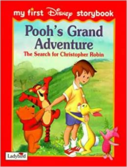 Winnie the pooh grand adventure book