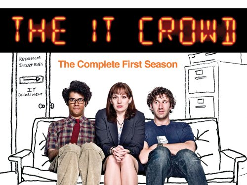 The IT Crowd Season 1