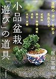 小品盆栽「遊び」の道具―盆栽鉢・飾台・添配・水石で空間を遊ぶ