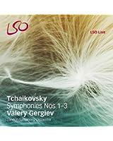 Tchaikovsky: Symphonies Nos 1-3