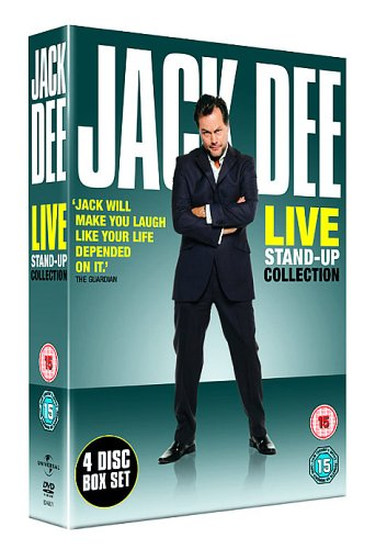 Jack Dee Live Boxset [DVD]