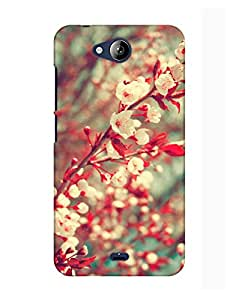 Pick Pattern Back Cover for Micromax Canvas Play Q355 (MATTE)