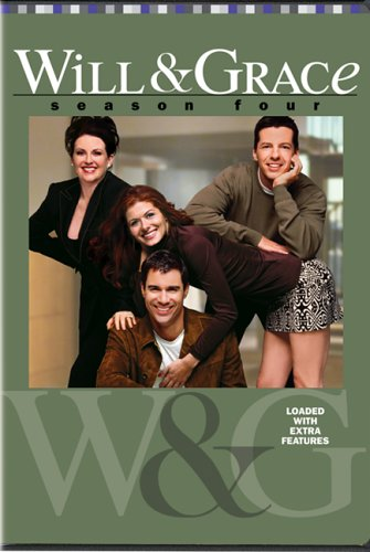 Will & Grace - Season Four (2001)
