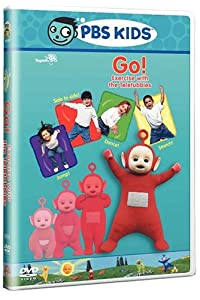 Go Exercise With Teletubbies [DVD] [1997] [Region 1] [US Import] [NTSC]