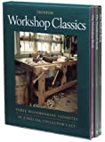 Workshop Classics: Three Woodworking Favorites in a Special Collector's Set (1561585696) by Landis, Scott