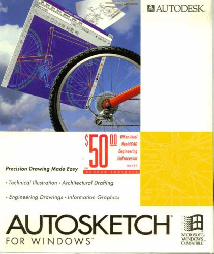 Autodesk Autosketch For Windows