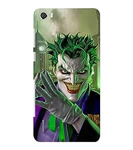 EPICCASE Villan Case Mobile Back Case Cover For Huawei Honor 6 Plus (Designer Case)