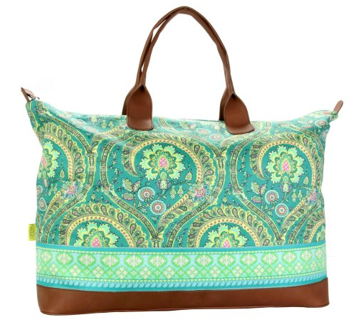 amy-butler-by-kalencom-meris-duffle-bag-with-ribbon-feather-paisley-peacock